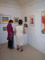 BeAN Art Exhibition - Opening night - Church Gallery Gold Creek