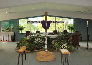 St Margarets Anglican Church Easter