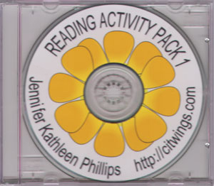 photo of cd activity pack