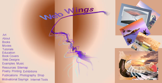 Web Wings image Map