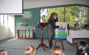 jennifer at St Margarets in Nerang